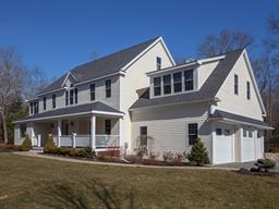 Single Family Home for Sale at Family Home on 3+ Acres 6 Ox Pasture Lane Cohasset, Massachusetts, 02025 United States