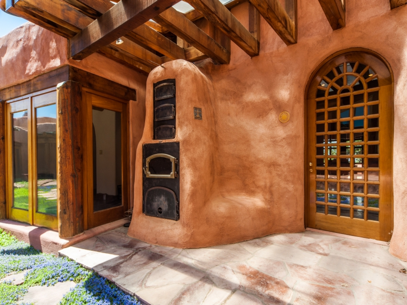Property Of Santa Fe Revival Home