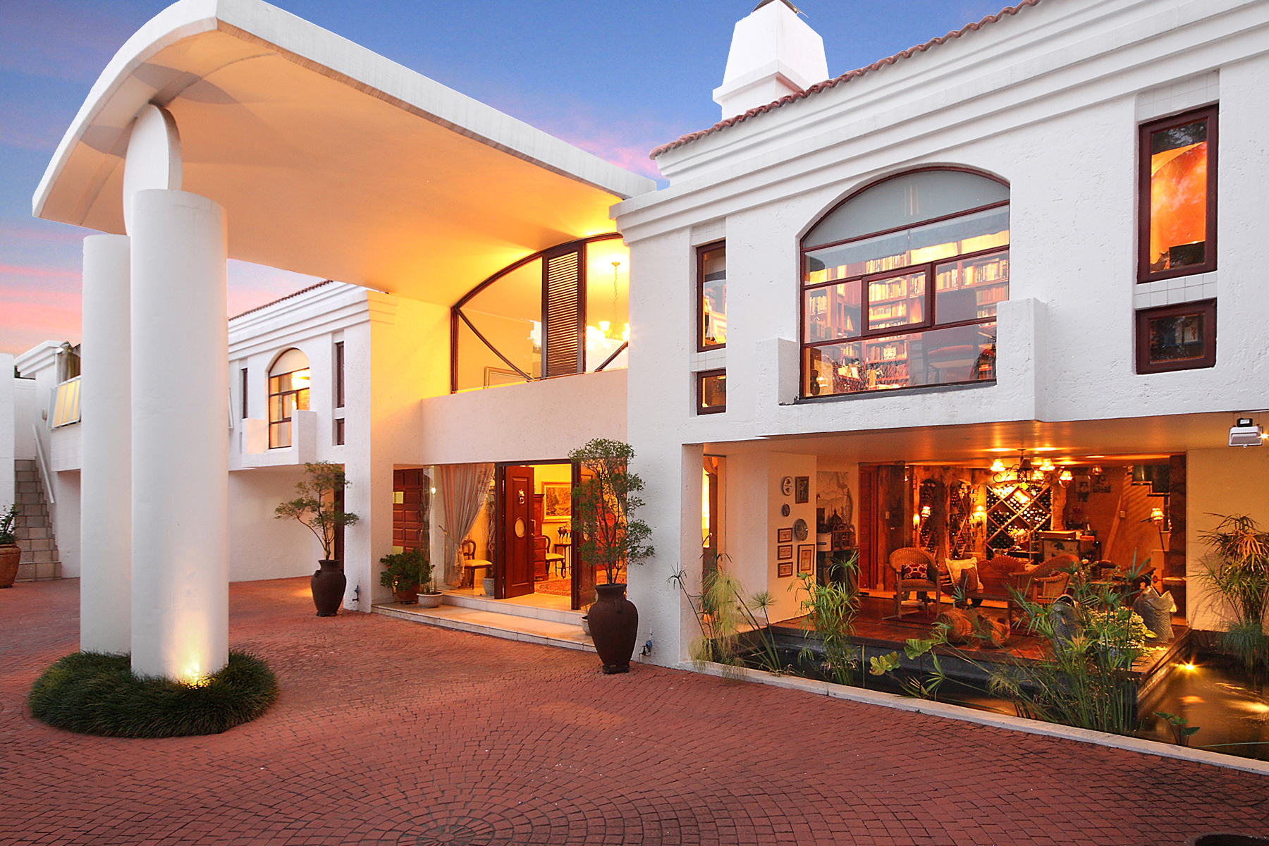 Single Family Home for Sale at A house in Atholl Johannesburg, Gauteng, 2196 South Africa