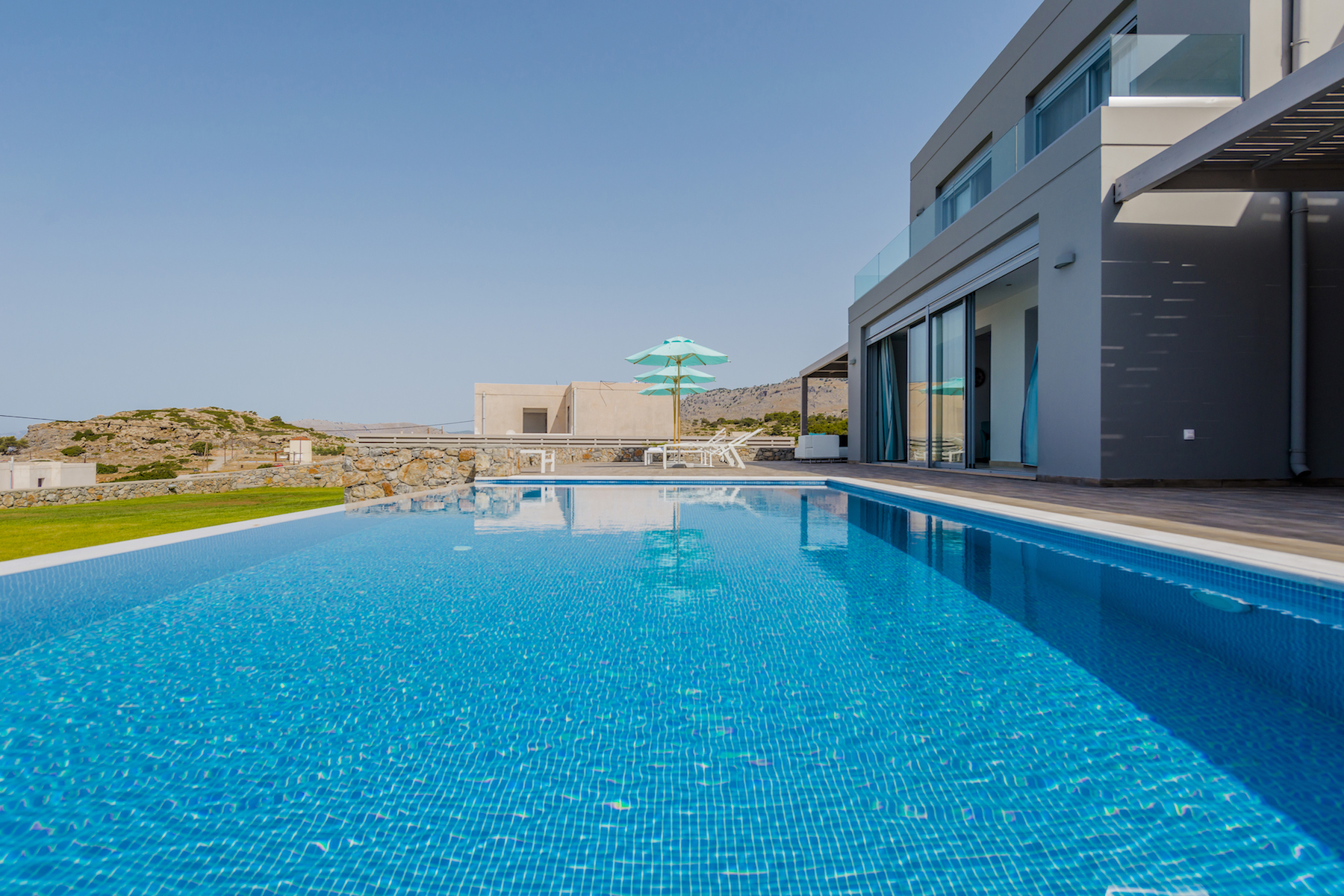 Single Family Home for Sale at Summer Living Rhodes, Southern Aegean, Greece