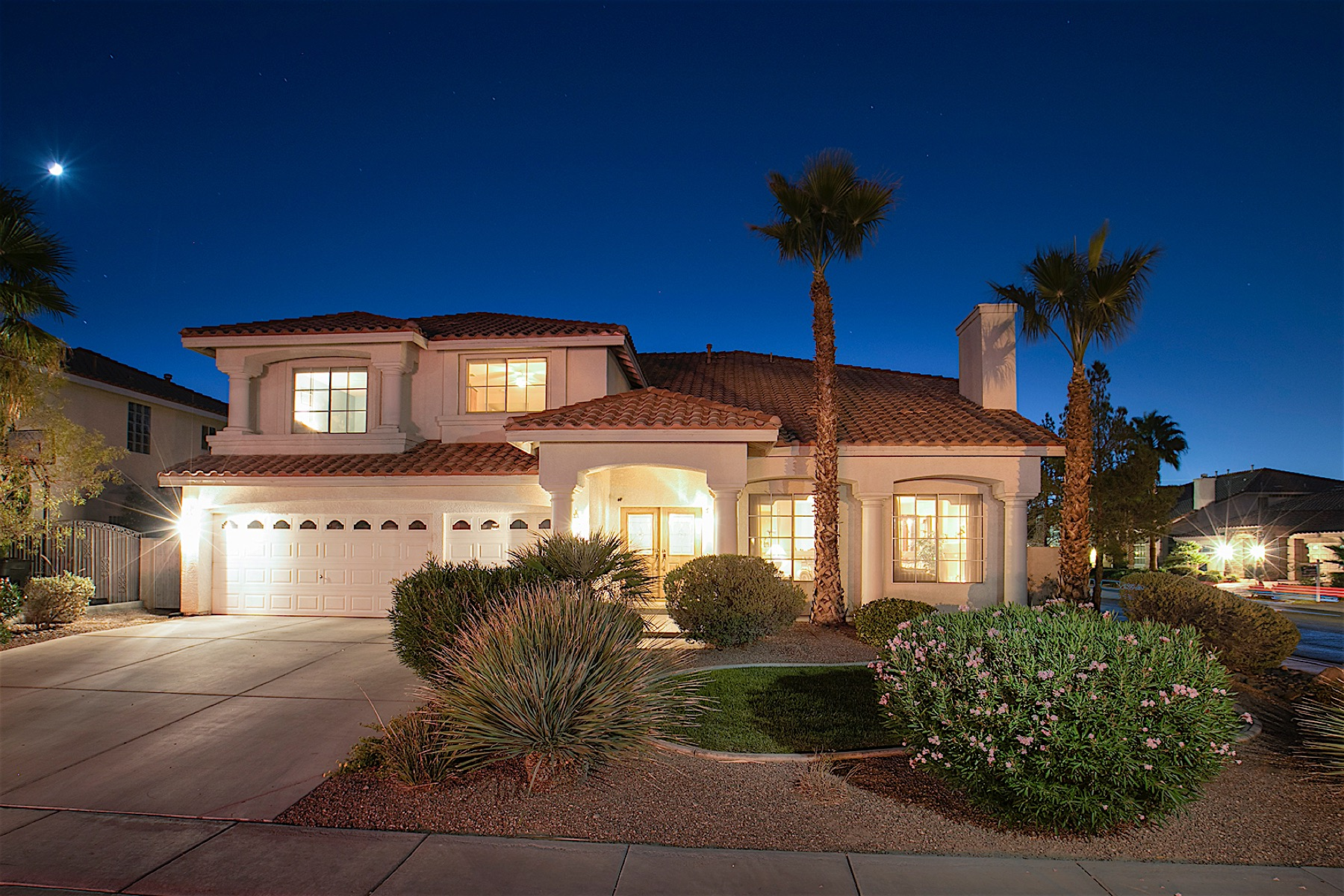 open-houses property at Crown Jewel in Silverado Ranch