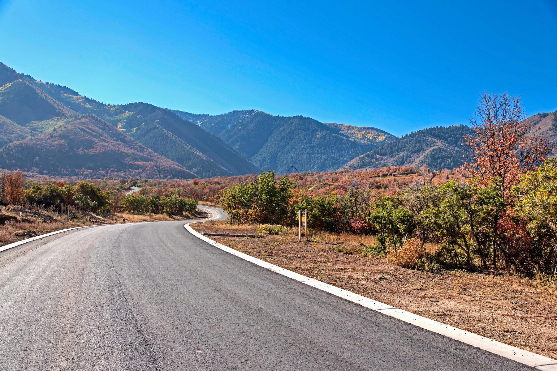 토지 용 매매 에 Prime Lot in Summit Creek 890 S Summit Creek Dr Lot 47 Woodland Hills, 유타, 84653 미국