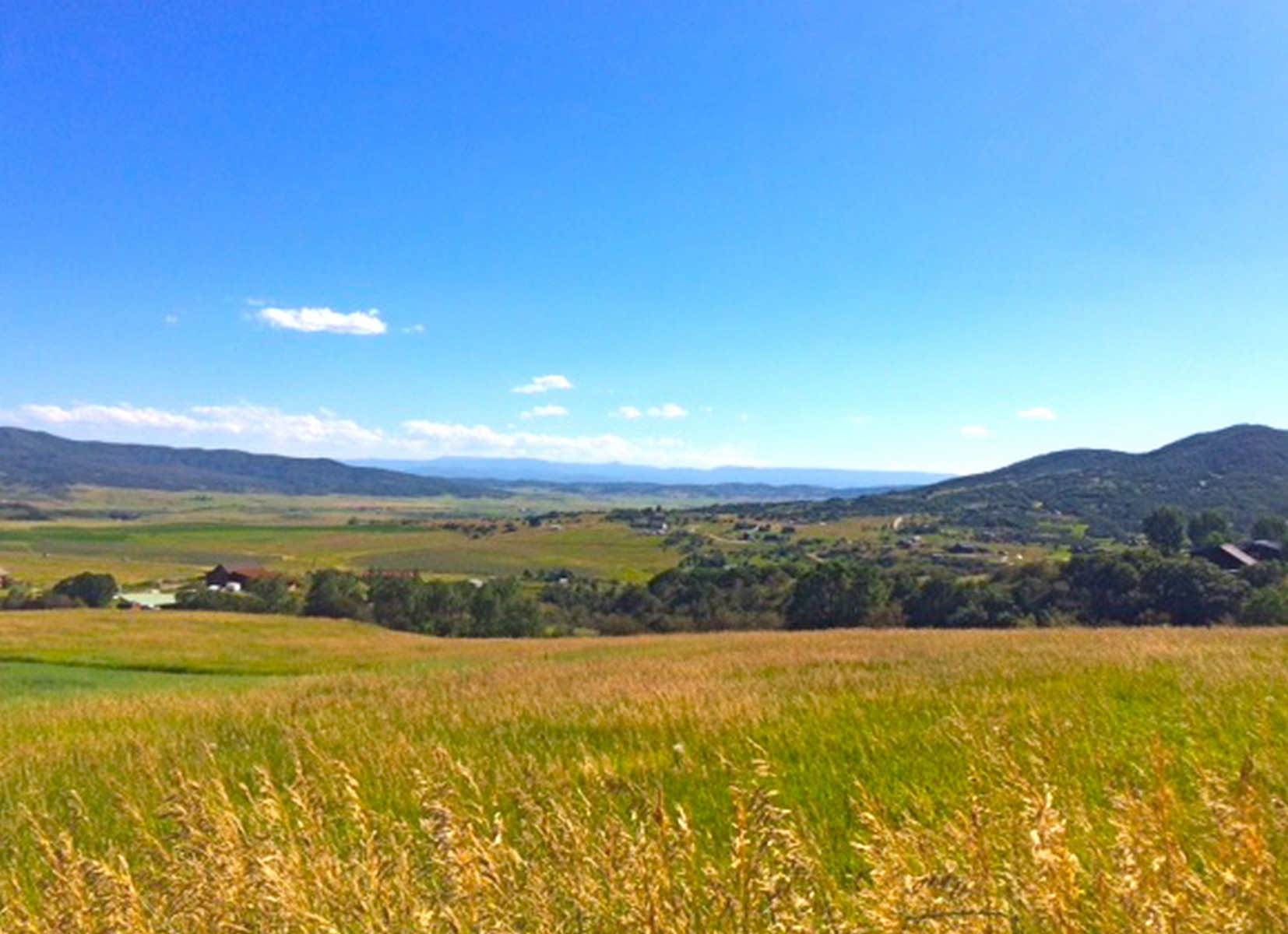 Terrain pour l Vente à Views and Tranquility! 29660 Elk View Drive Lot 10 Steamboat Springs, Colorado 80487 États-Unis