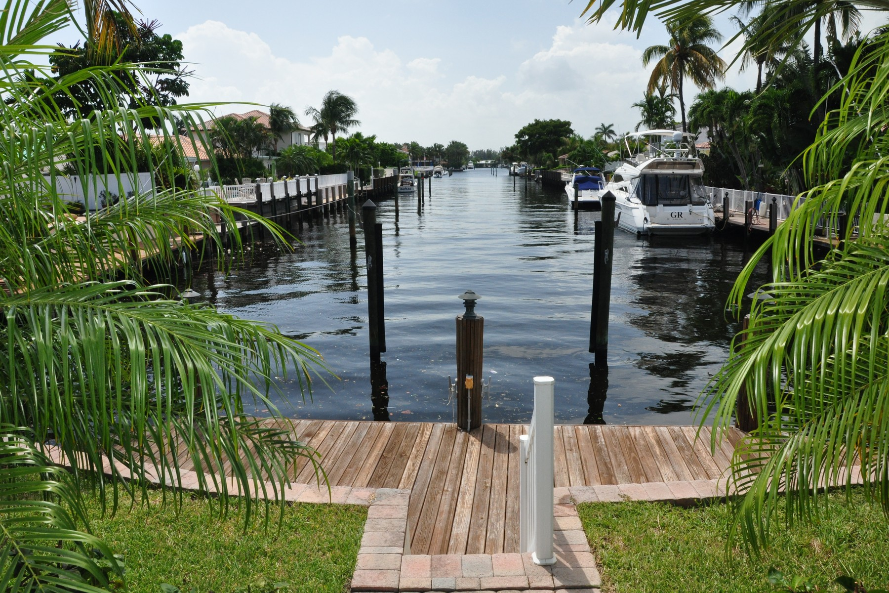 一戸建て のために 売買 アット 3711 NE 34th Ave. Fort Lauderdale, フロリダ 33308 アメリカ合衆国