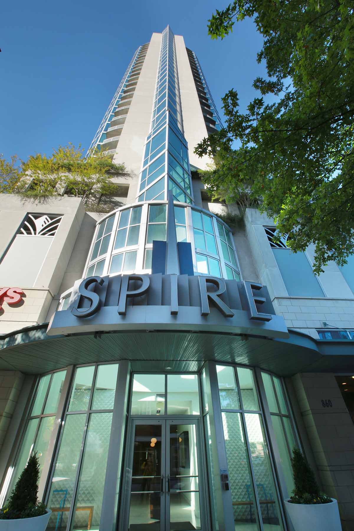 Property For Sale at Spire Condominium Midtown Atlanta