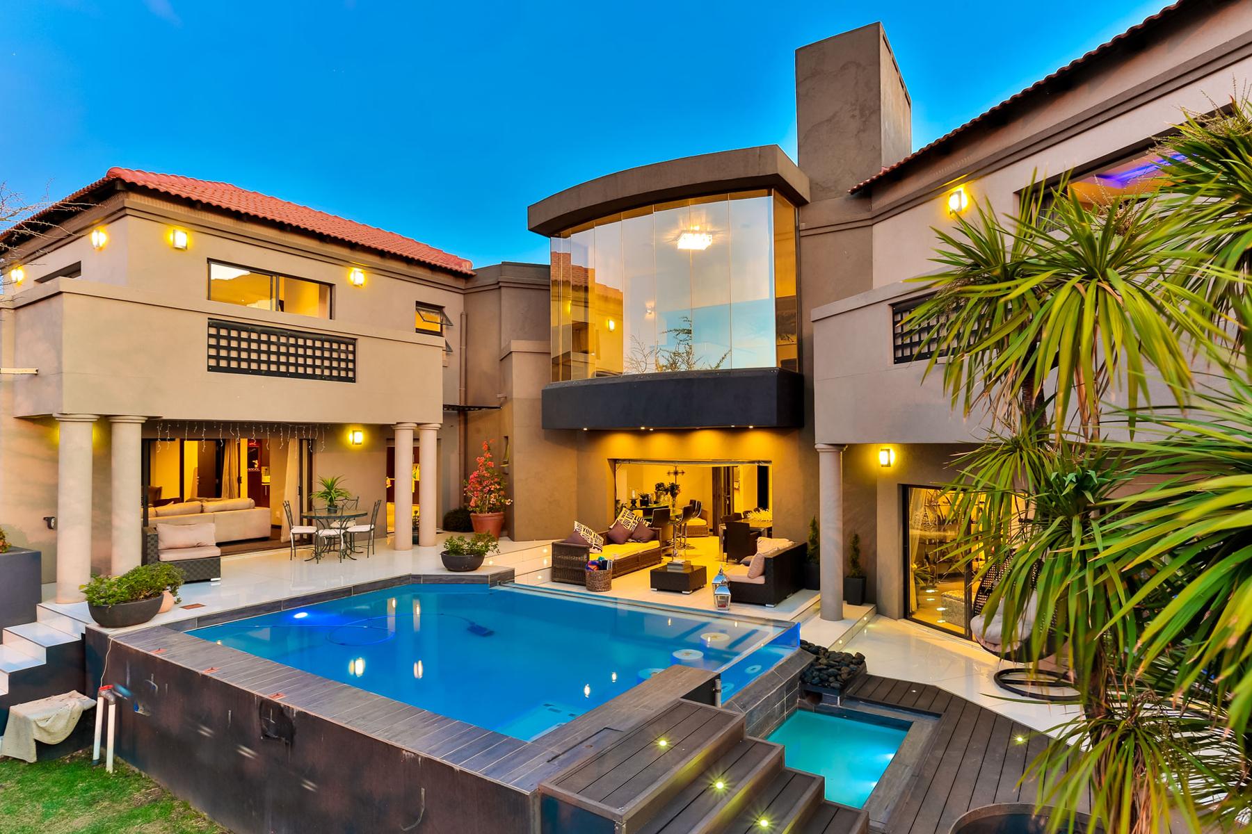 獨棟家庭住宅 為 出售 在 Greenstone Johannesburg, 豪登省, 1609 南非
