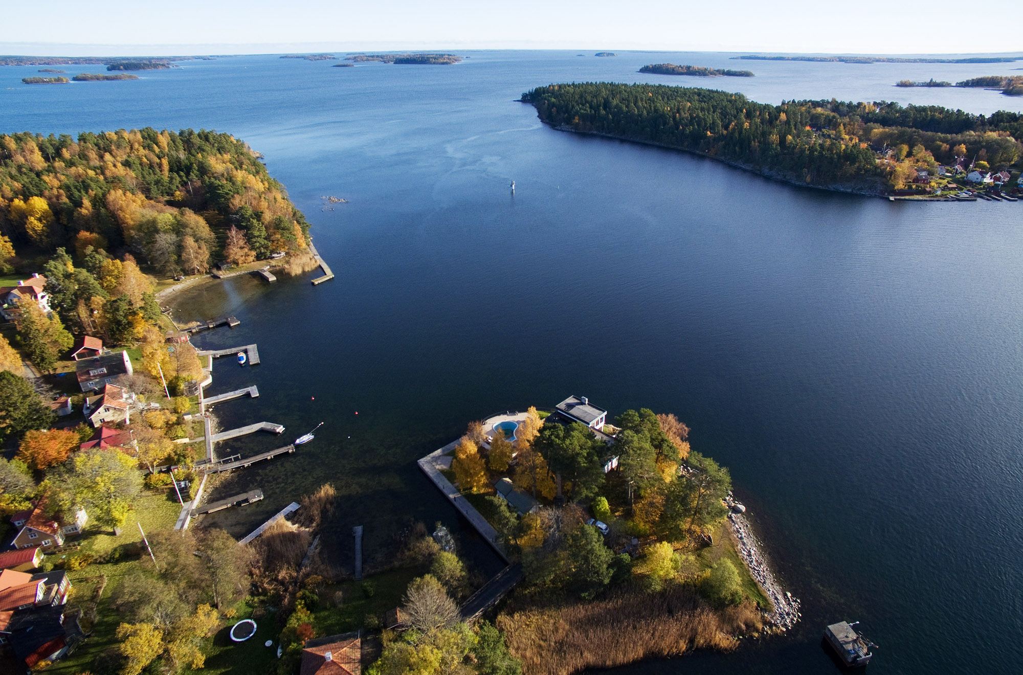 Property For Sale at Private island with a bridge