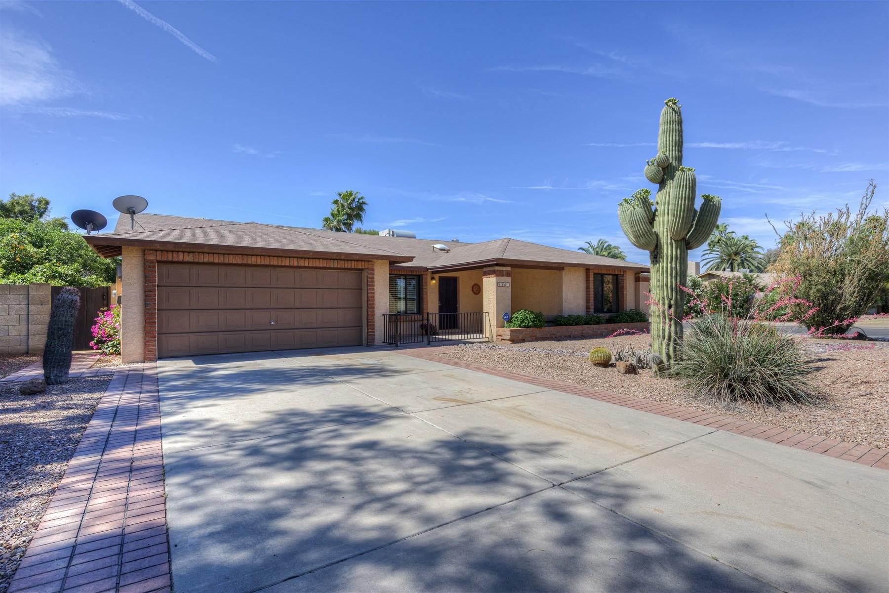 Maison unifamiliale pour l Vente à Recently updated in 2015 4401 E SHEENA DR Phoenix, Arizona 85032 États-Unis