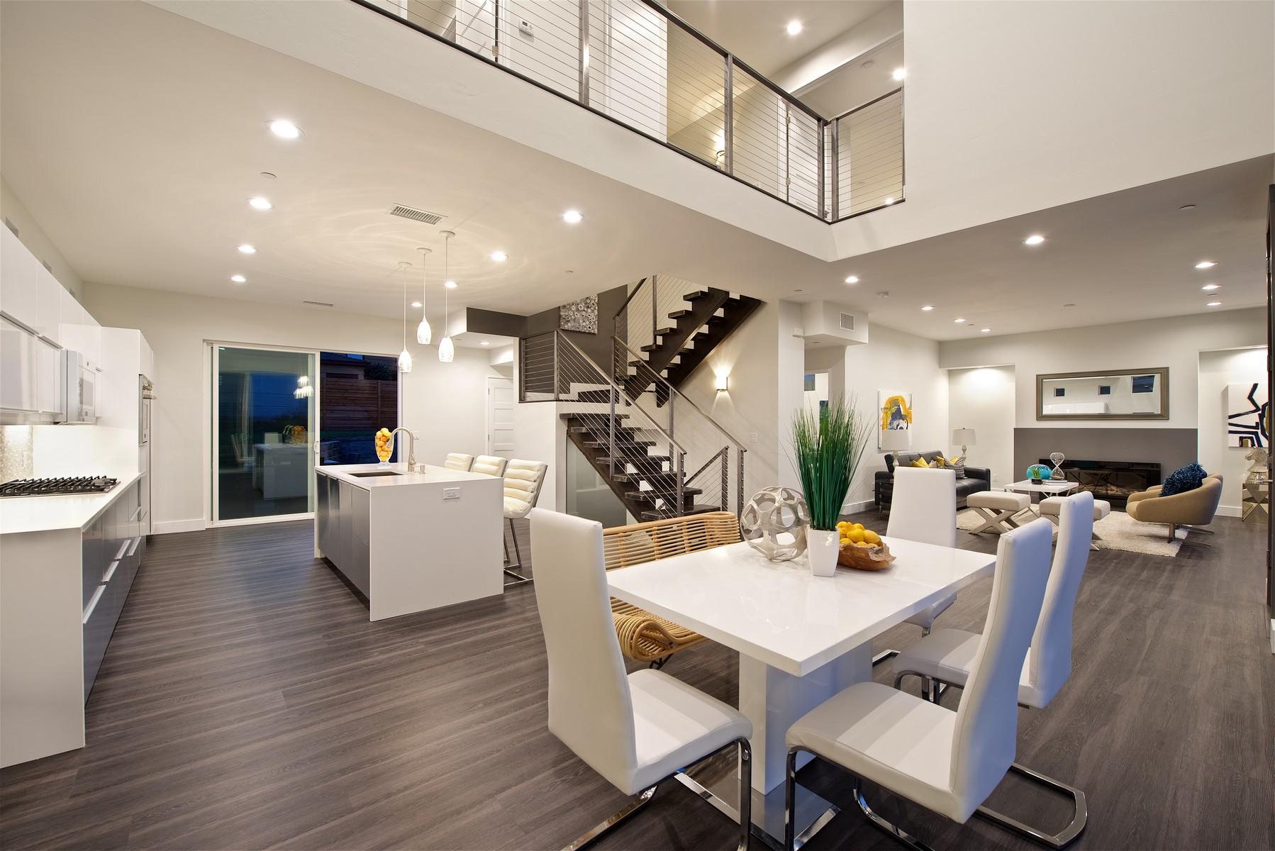 Частный односемейный дом для того Продажа на 1922 Felton South Park, San Diego, Калифорния, 92102 Соединенные Штаты