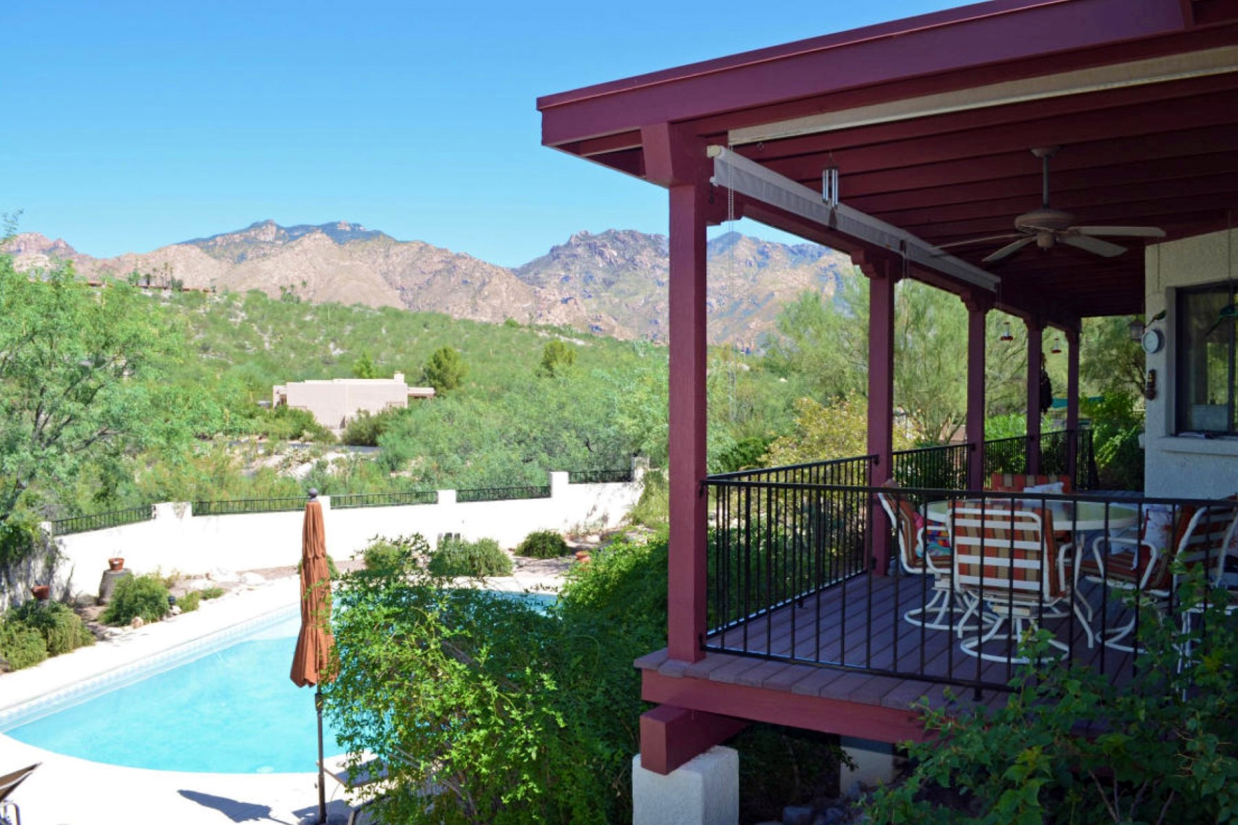 Vivienda unifamiliar por un Venta en Stunning Home With Incredible Views Of The Catalina Mountains 5121 N Post Trail Tucson, Arizona 85750 Estados Unidos