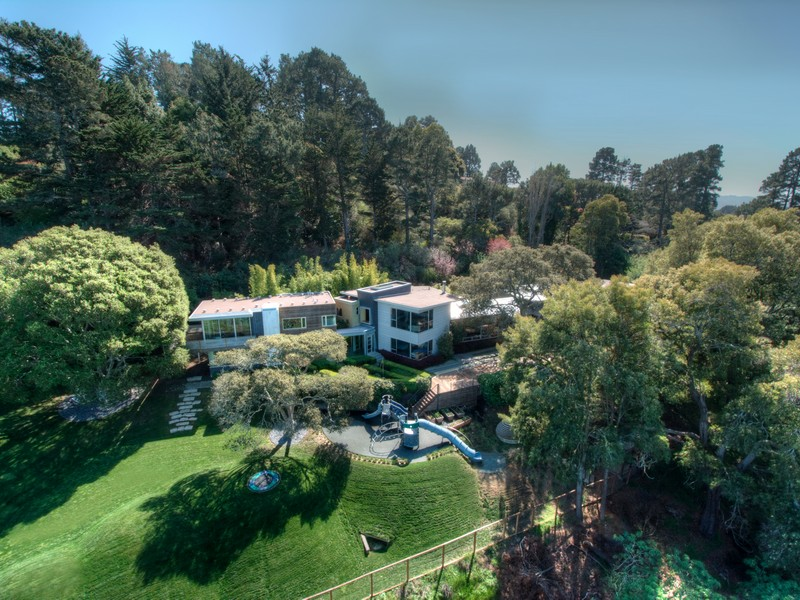 Property For Sale at Tiburon's Award Winning Modern Marvel