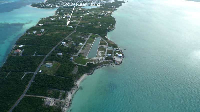 Additional photo for property listing at Lot 3 Russell Island Hilltop 西班牙维尔斯, 伊路瑟拉 巴哈马