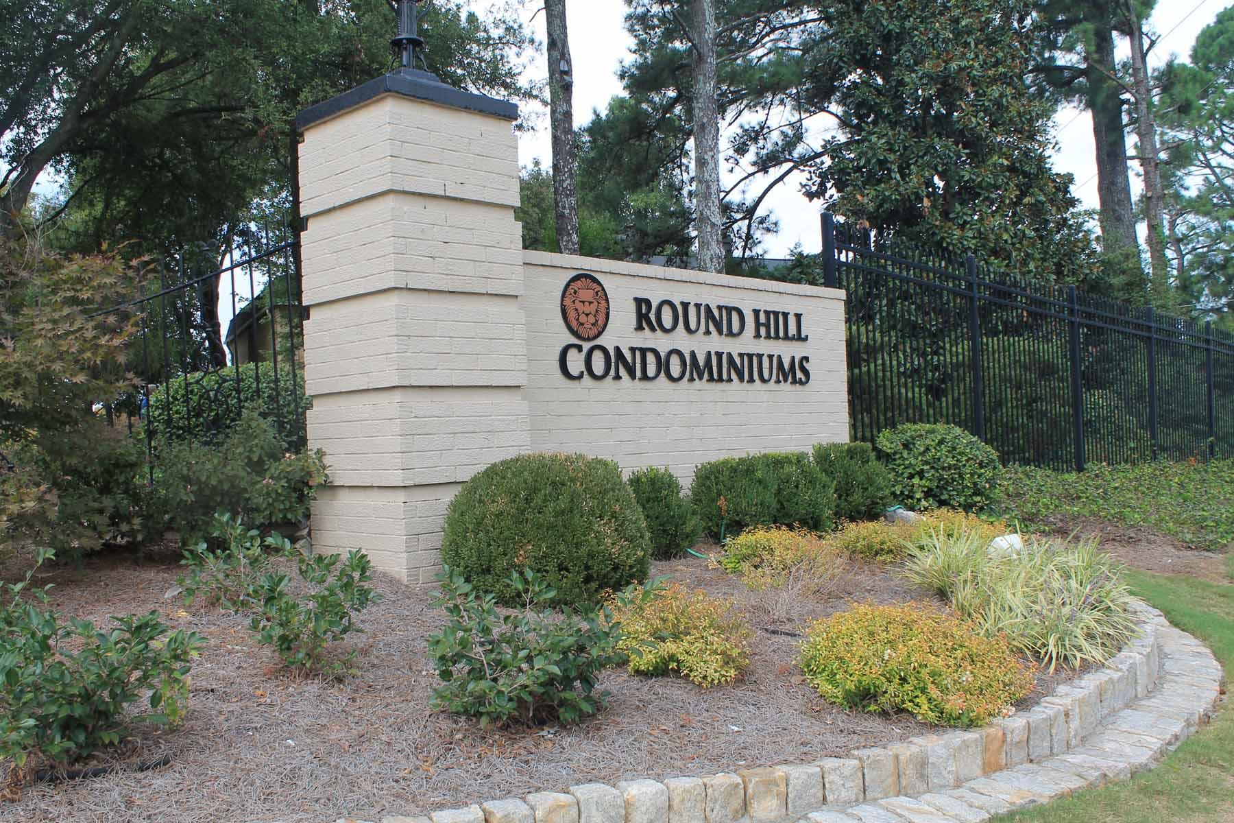 共管物業 為 出售 在 Round Hill Condo 5400 Roswell Road P4 Atlanta, 喬治亞州, 30342 美國
