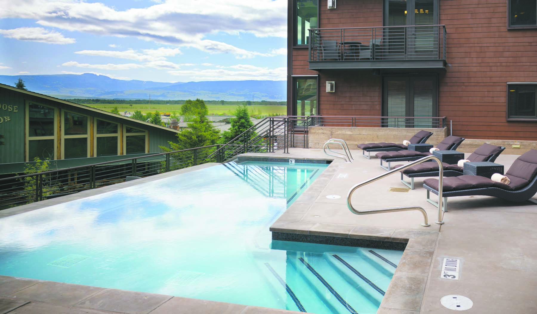 sales property at Eco-Luxury Retreat in the Heart of Teton Village