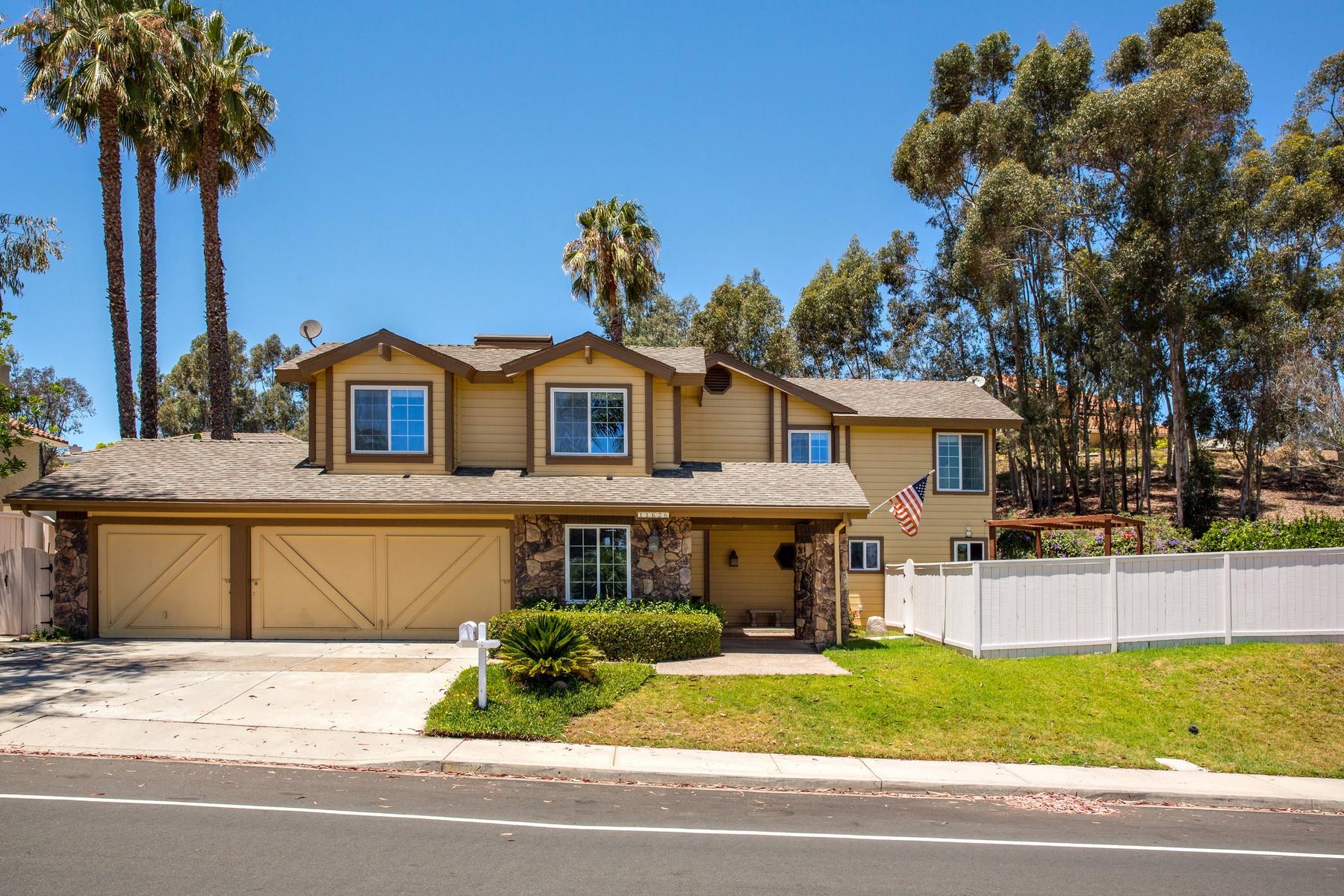 단독 가정 주택 용 매매 에 11626 Timberlake Drive San Diego, 캘리포니아 92131 미국