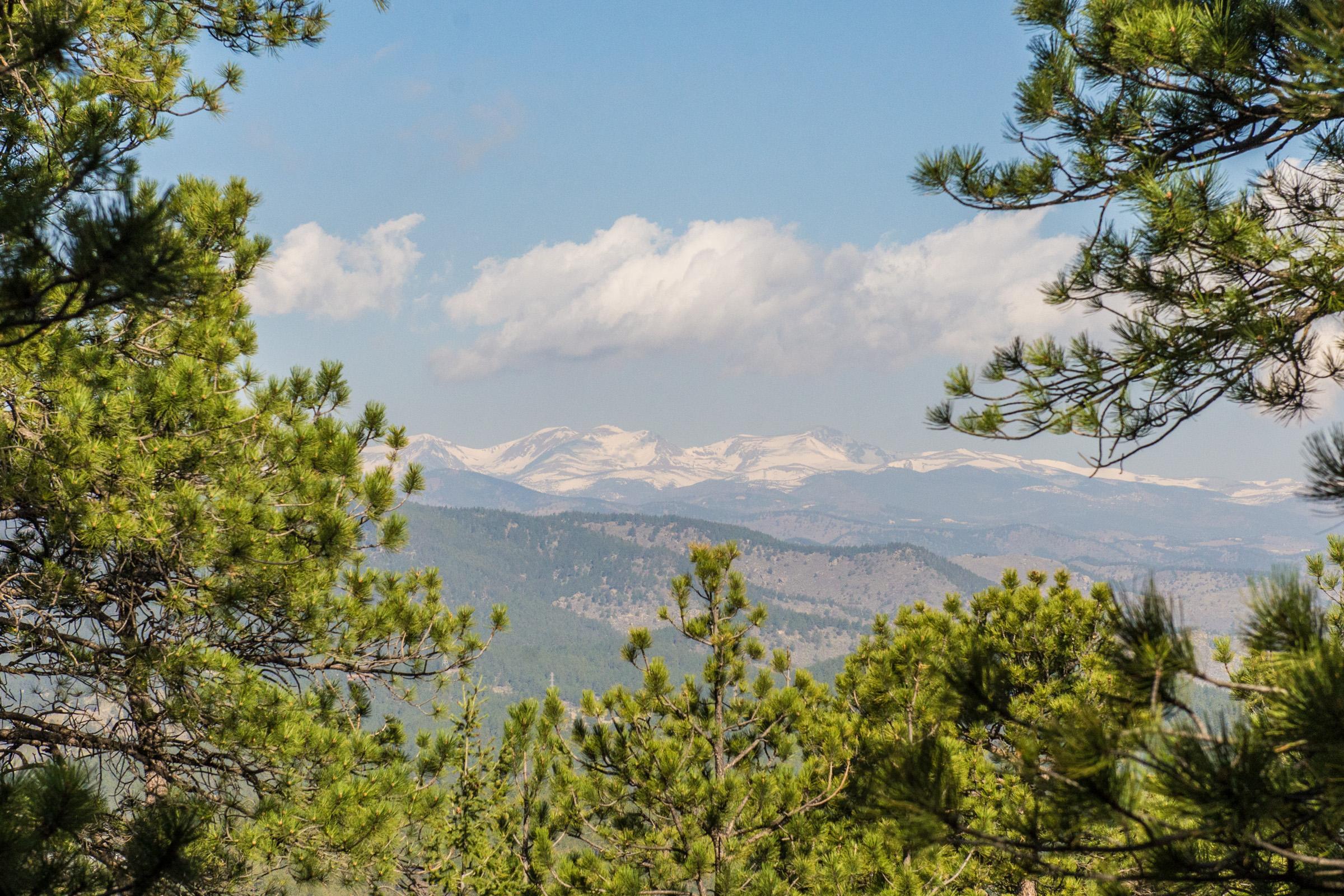 土地 為 出售 在 Snow Capped Views of the Continental Divide 29472 Rainbow Hill Road Golden, 科羅拉多州, 80439 美國