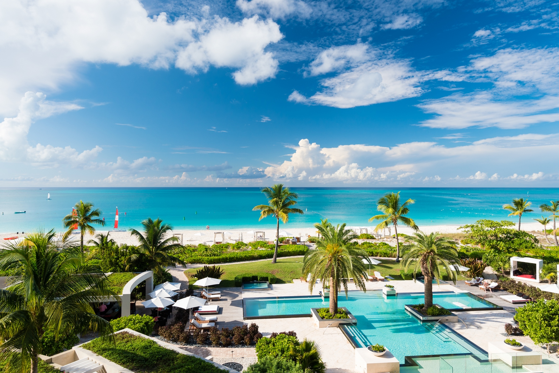 Piso por un Venta en The Estates at Grace Bay Club F304 Grace Bay, Providenciales TKCA 1ZZ Islas Turcas Y Caicos