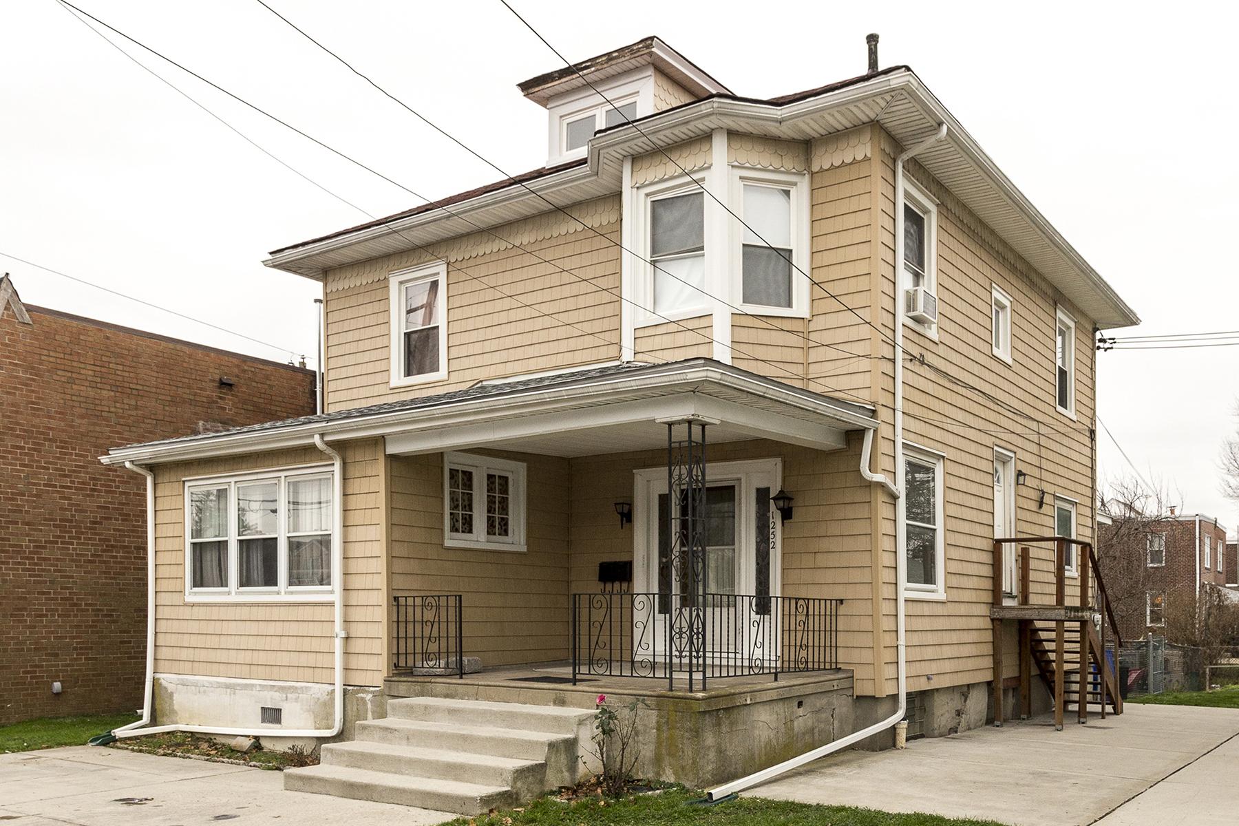Многосемейный дом для того Продажа на Burholme 1252 Cottman Avenue Philadelphia, Пенсильвания 19111 Соединенные Штаты