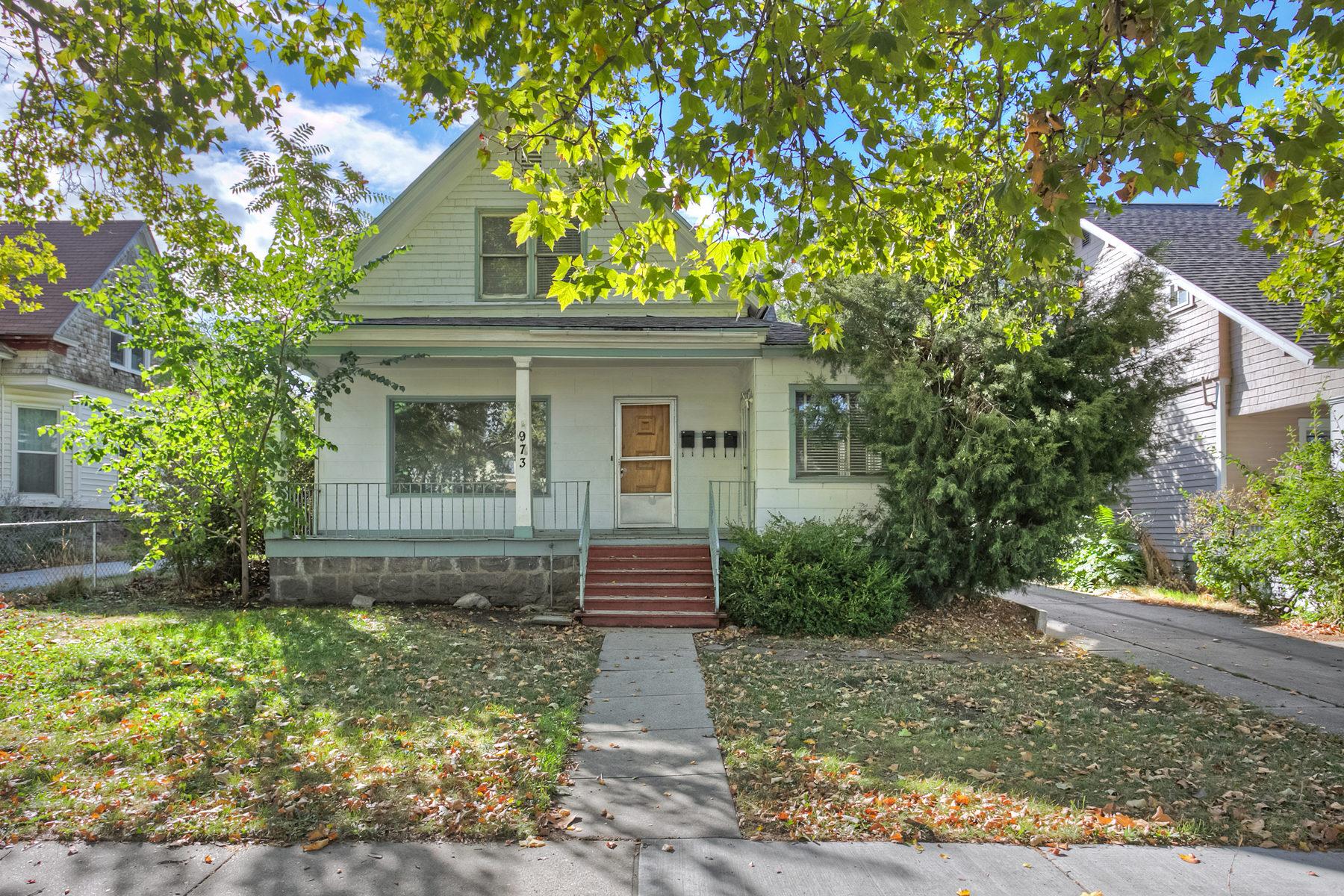 Многосемейный дом для того Продажа на Nice Investment Property 973 24th Street Ogden, Юта 84401 Соединенные Штаты