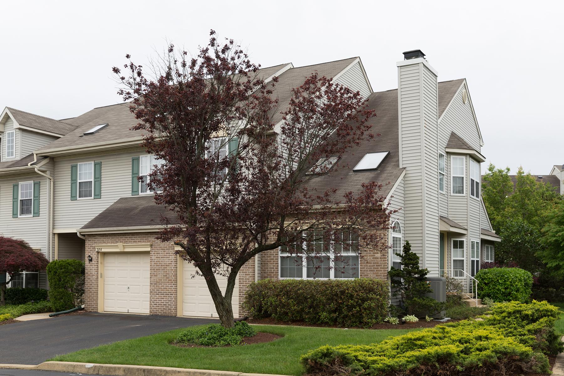 多棟聯建住宅 為 出售 在 New Hope, PA 282 Deerfield Court New Hope, 賓夕法尼亞州, 18938 美國