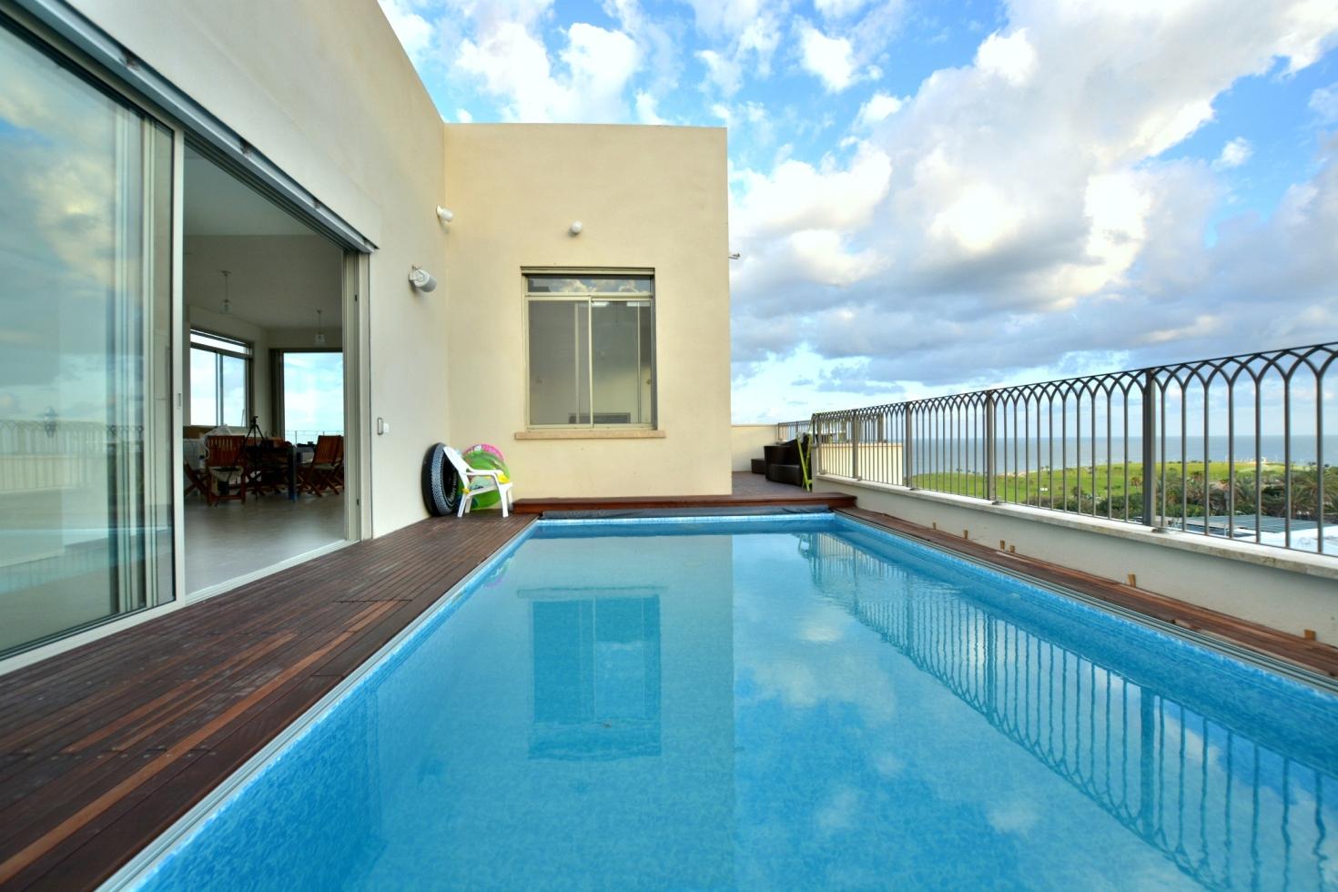Jaffa Luxury Penthouse With Panoramic Sea Views