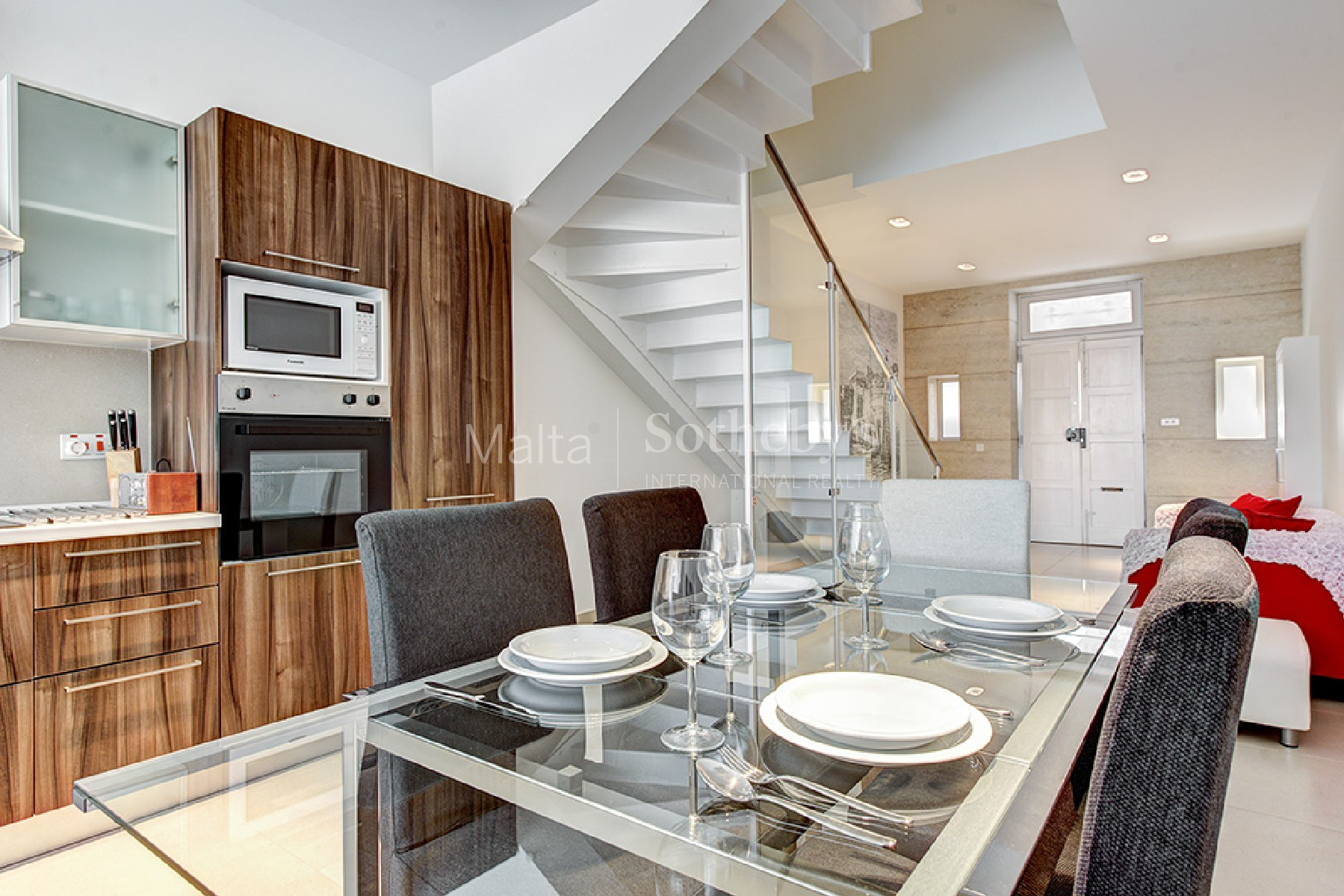 Property Of Luxury Designer Furnished Townhouse