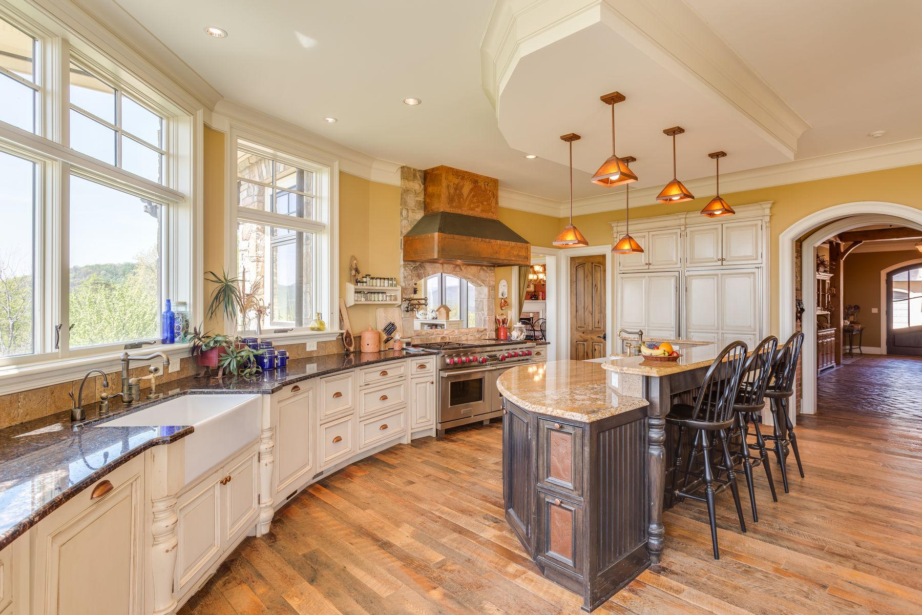Single Family Home for Sale at Bruichladdich 4195 Mile End Ridge North Garden, Virginia, 22959 United States