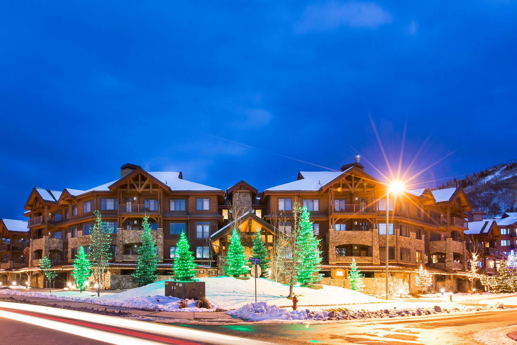 Condominium for Sale at Bear Lodge at Trappeurs Crossing 1750 Medicine Springs Drive 6306 Steamboat Springs, Colorado 80487 United States
