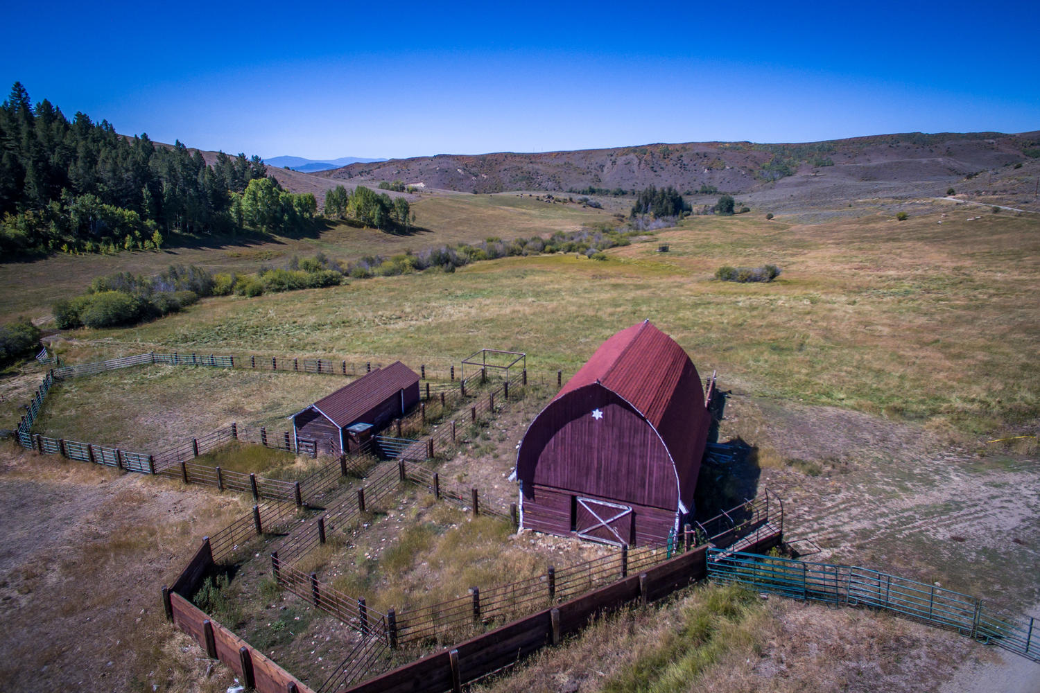 Farm / Ranch / Plantation for Sale at Breathtaking Private Ranch 150 County Road 217 Parshall, Colorado, 80468 United States