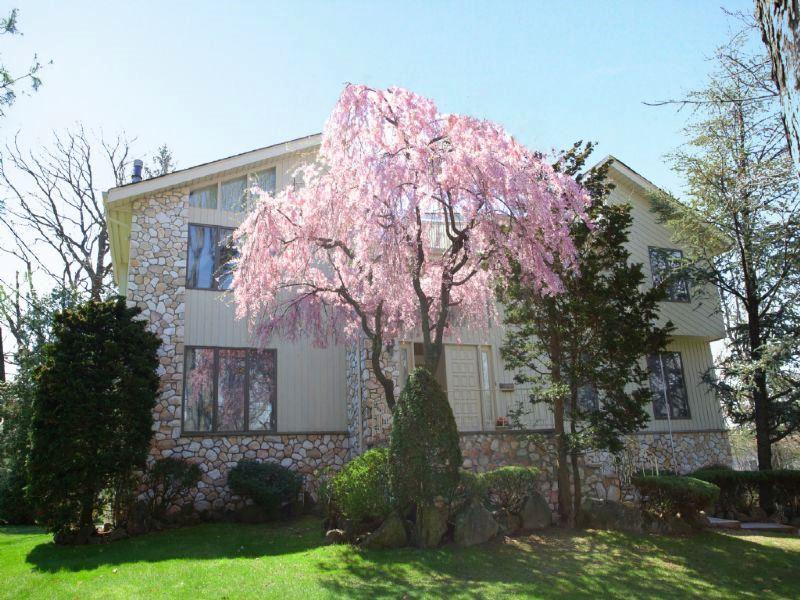 단독 가정 주택 용 매매 에 Contemporaary Colonial 5 Lynn Dr Englewood Cliffs, 뉴저지 07632 미국
