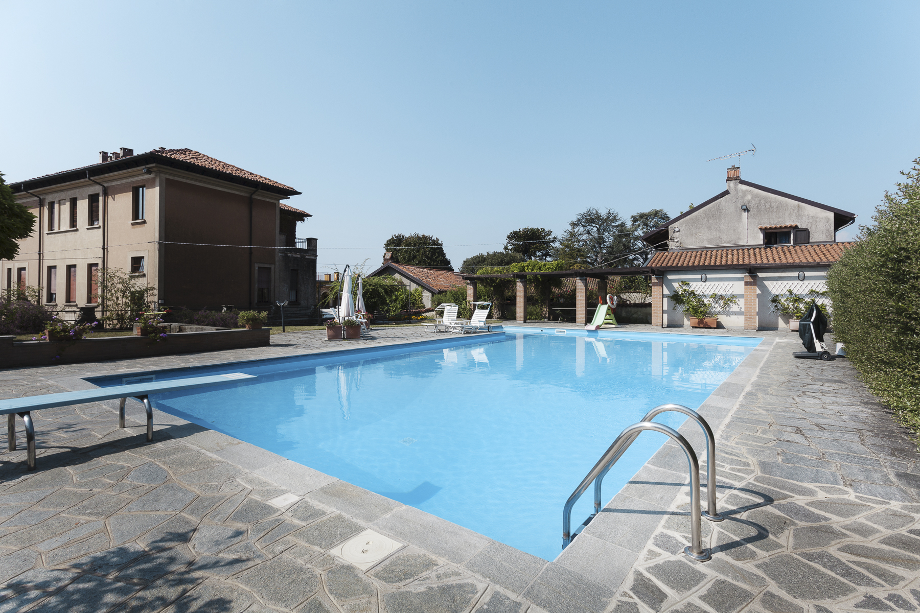 Additional photo for property listing at Unique Villa with swimming pool Piazza Rampone Other Biella, Biella 13883 Italy