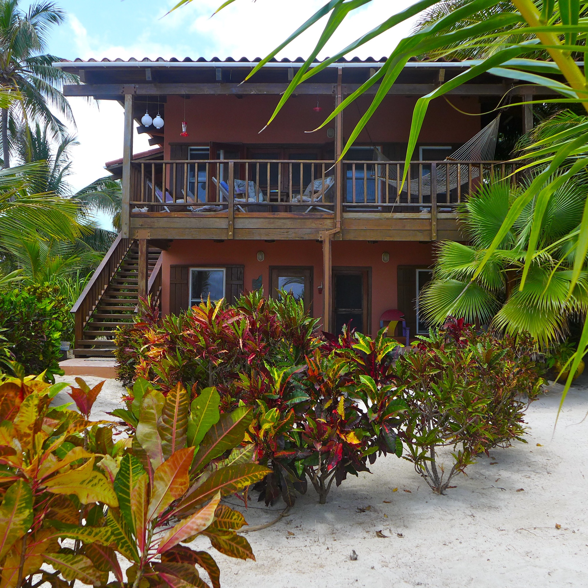 Single Family Home for Rent at Calm Caye Villa San Pedro Town, Ambergris Caye Belize