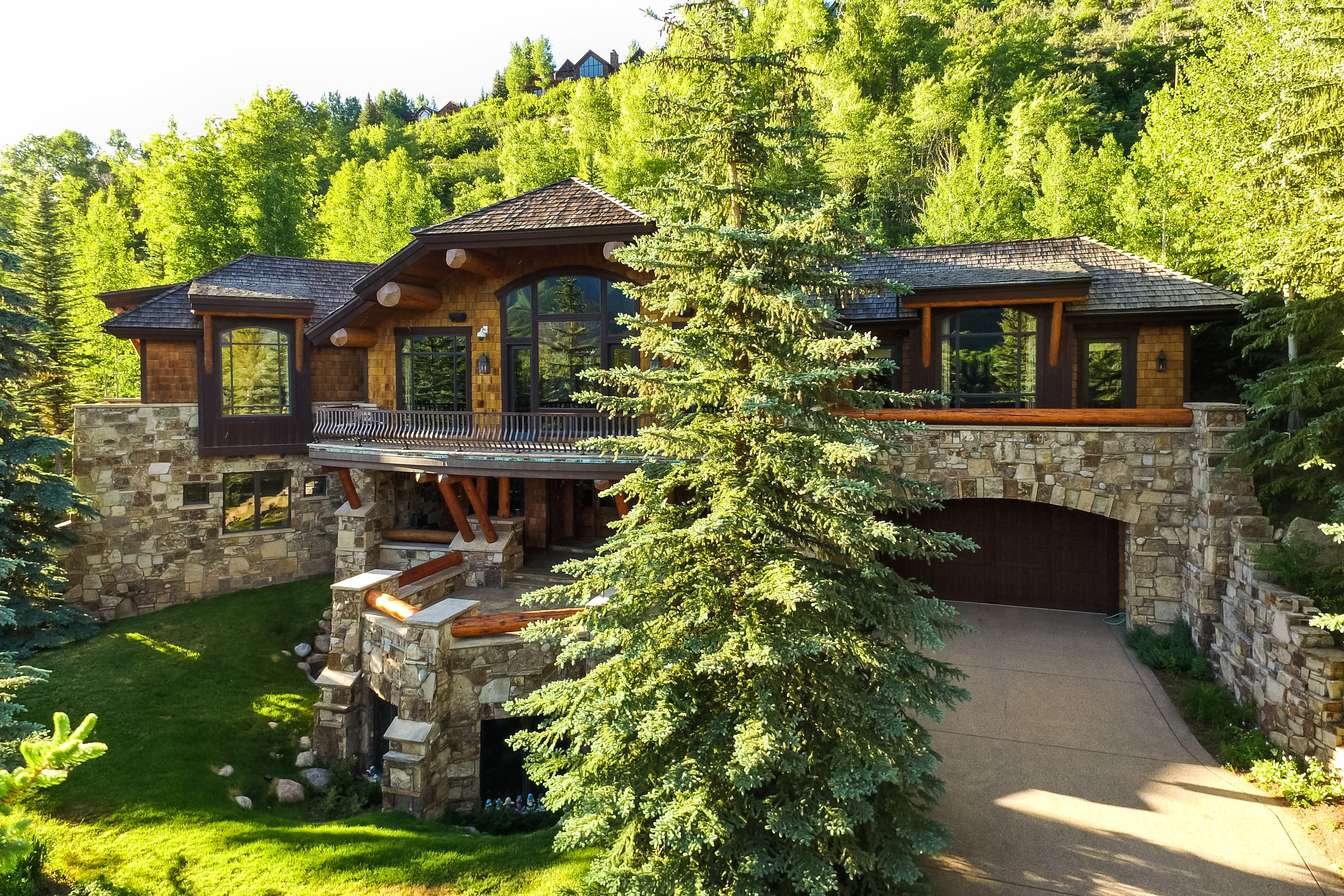 Villa per Vendita alle ore Prestigious Willoughby Way 247 Willoughby Way Aspen, Colorado, 81611 Stati Uniti