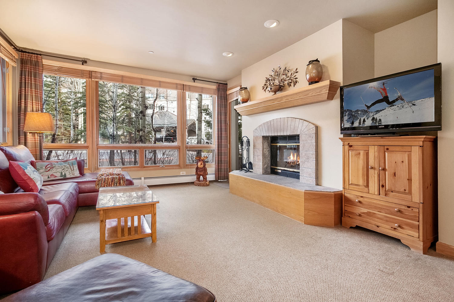 Condominium for Active at Highlands Westview Residence #103 32 Highlands Lane #103 Beaver Creek, Colorado 81620 United States