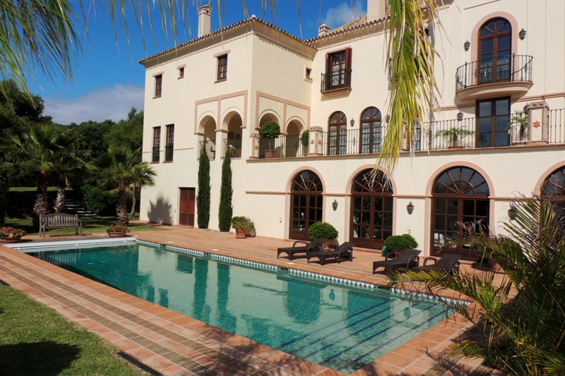 sales property at Spectacular and beautiful mansion in La Reserva de Sotogrande