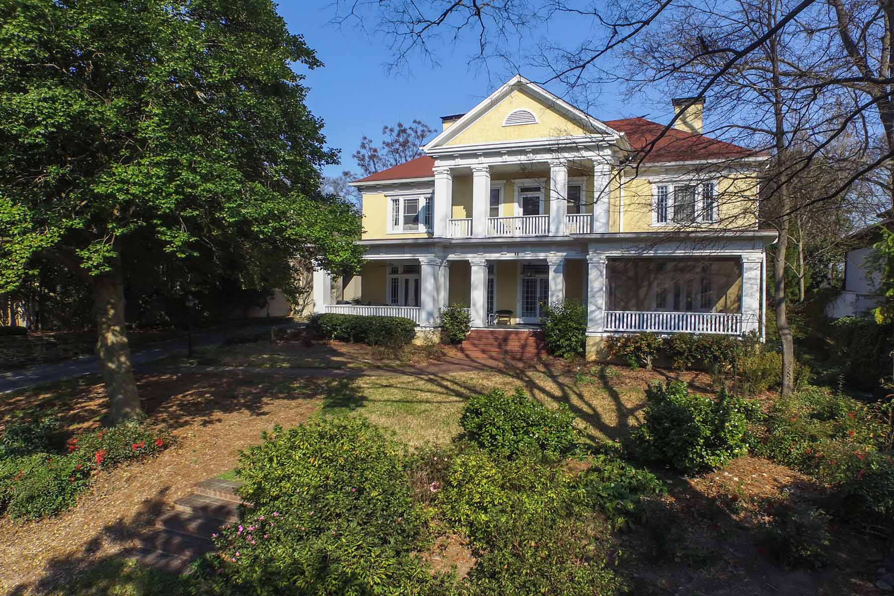 sales property at Ansley Park Classic Overlooking Winn Park!