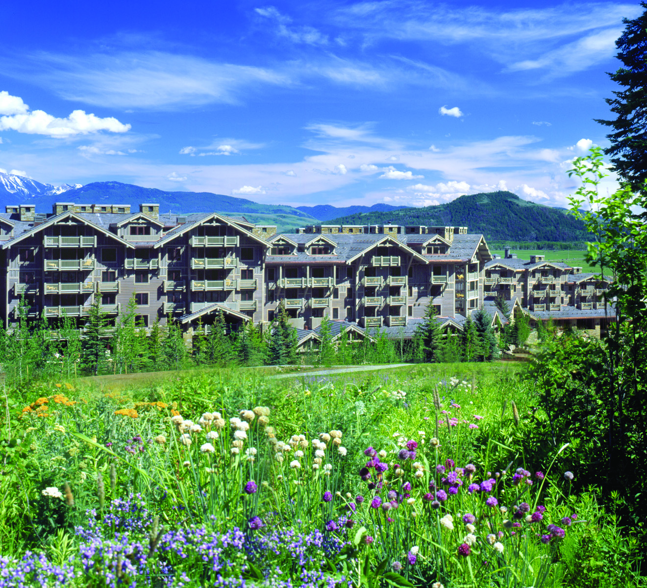 Fractional Ownership for Sale at Five Diamond Fractional at Four Seasons 7680 Granite Loop Road 551 Teton Village, Wyoming, 83025 Jackson Hole, United States
