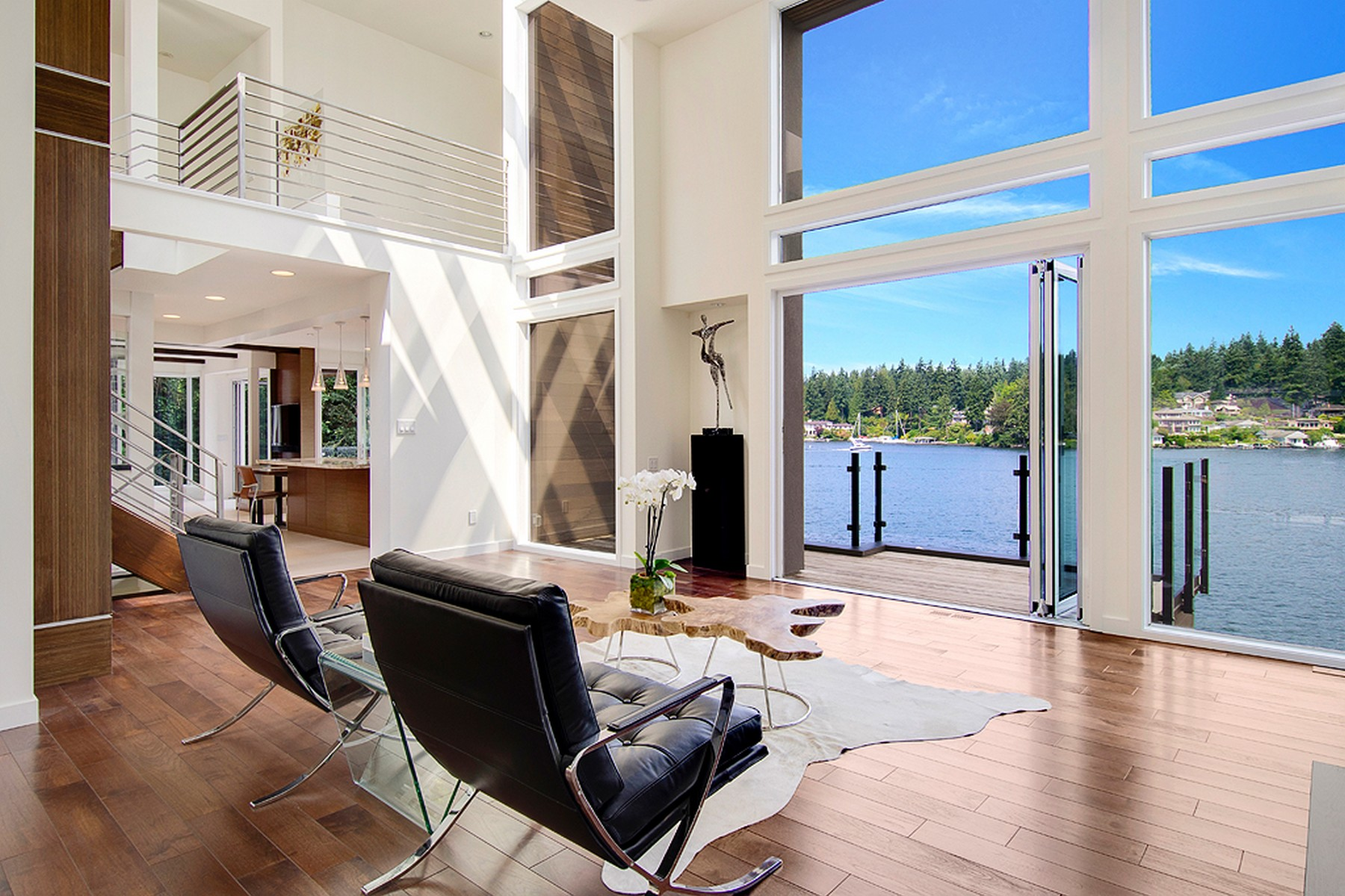 Property Of Modern Mercer Island Rental