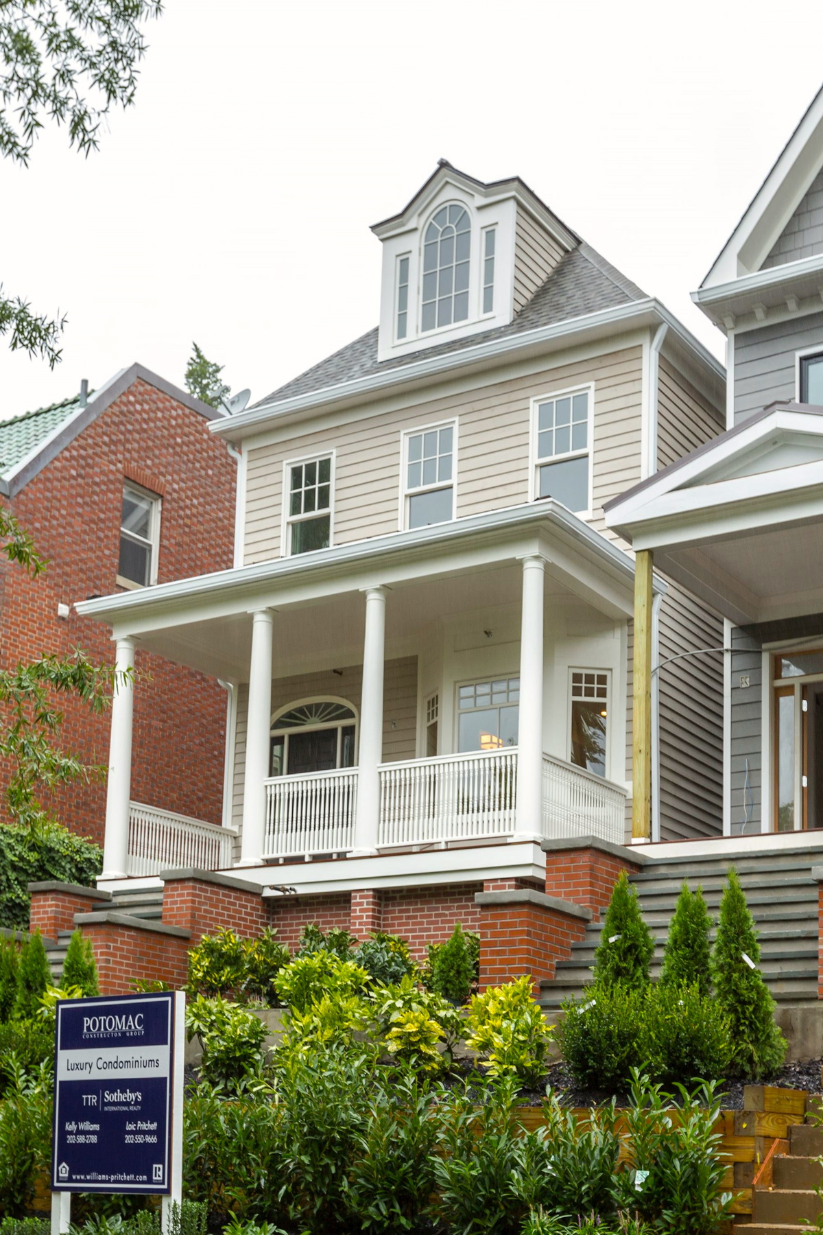 Einfamilienhaus für Verkauf beim 1867 Park Road Nw 3, Washington Mount Pleasant, Washington, District Of Columbia, 20010 Vereinigte Staaten