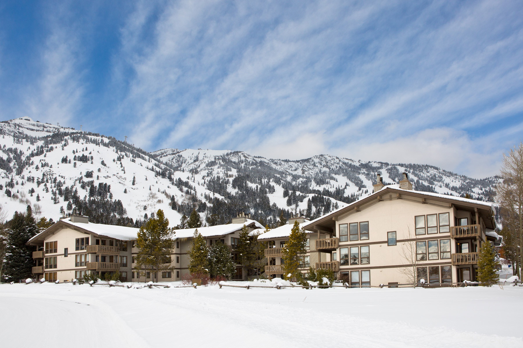Property For Sale at Jackson Hole Ski Condo