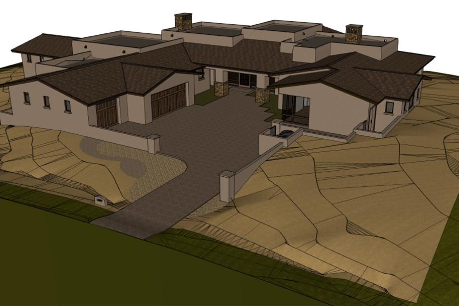 一戸建て のために 売買 アット Desert Ranch Contemporary new build by Red Moon Homes 39254 N 104TH PL Scottsdale, アリゾナ, 85262 アメリカ合衆国
