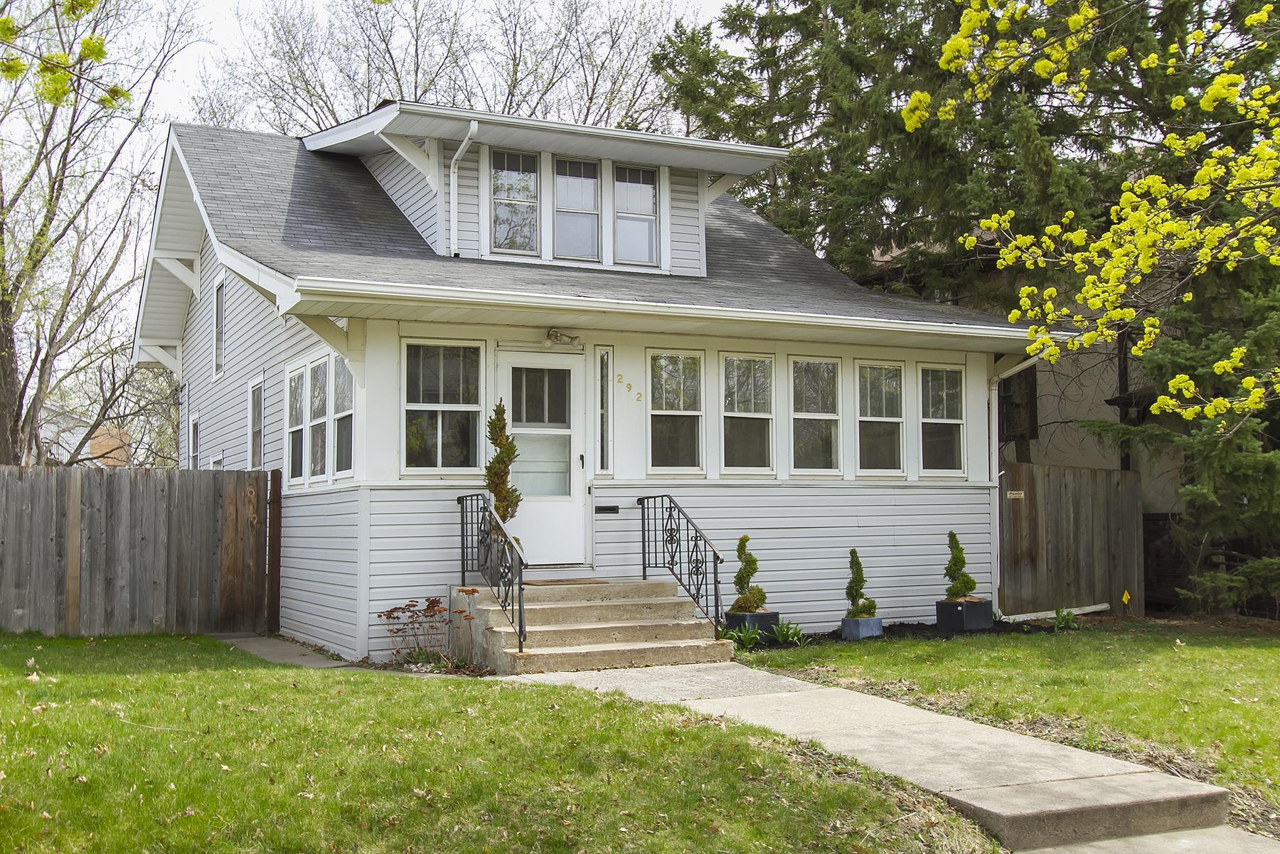 独户住宅 为 销售 在 292 Cleveland Ave N 圣保罗, 明尼苏达州, 55104 美国