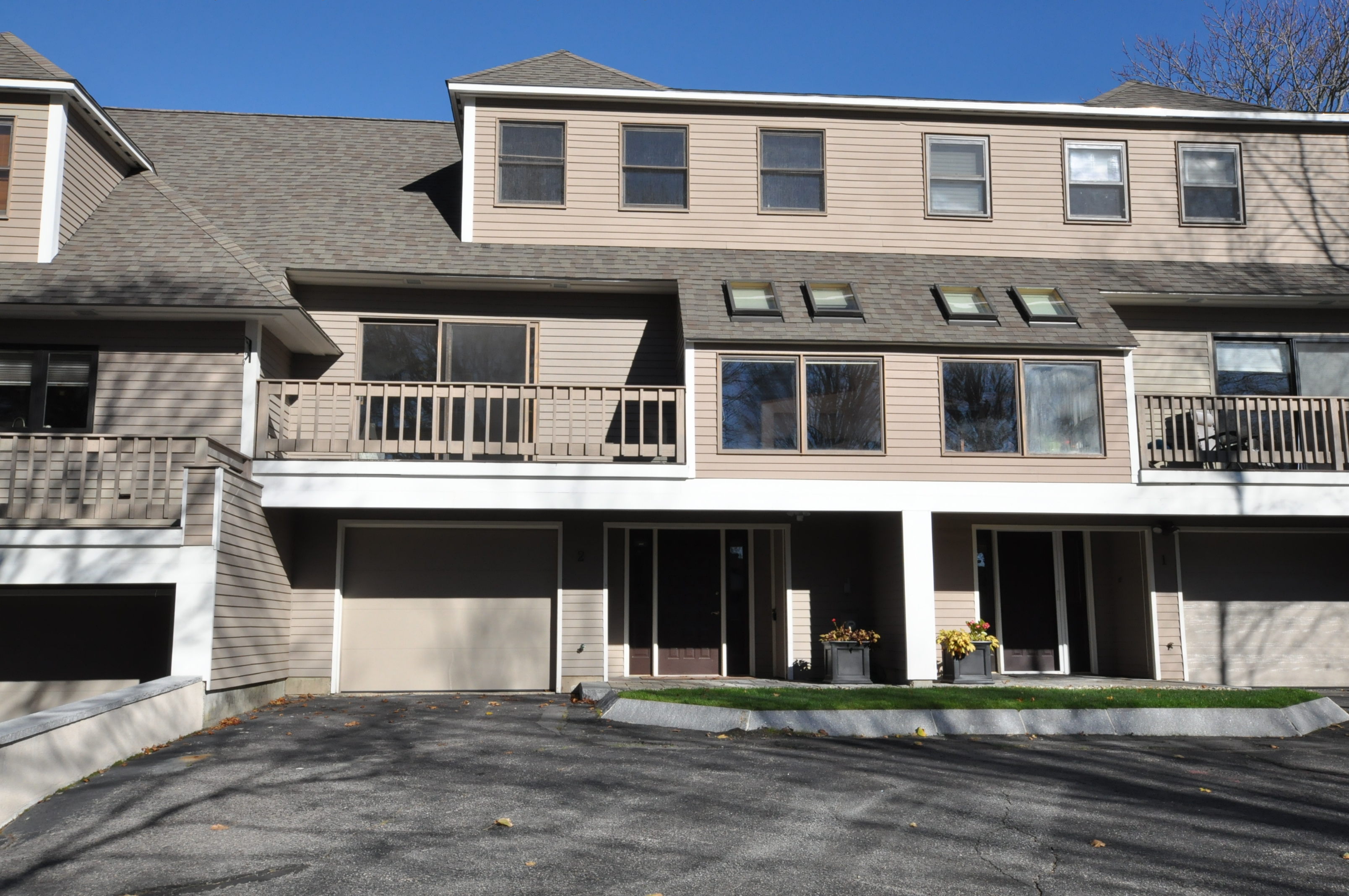 Property For Sale at Rarely available 7 room, 3 level, luxury town home in private & pristine setting