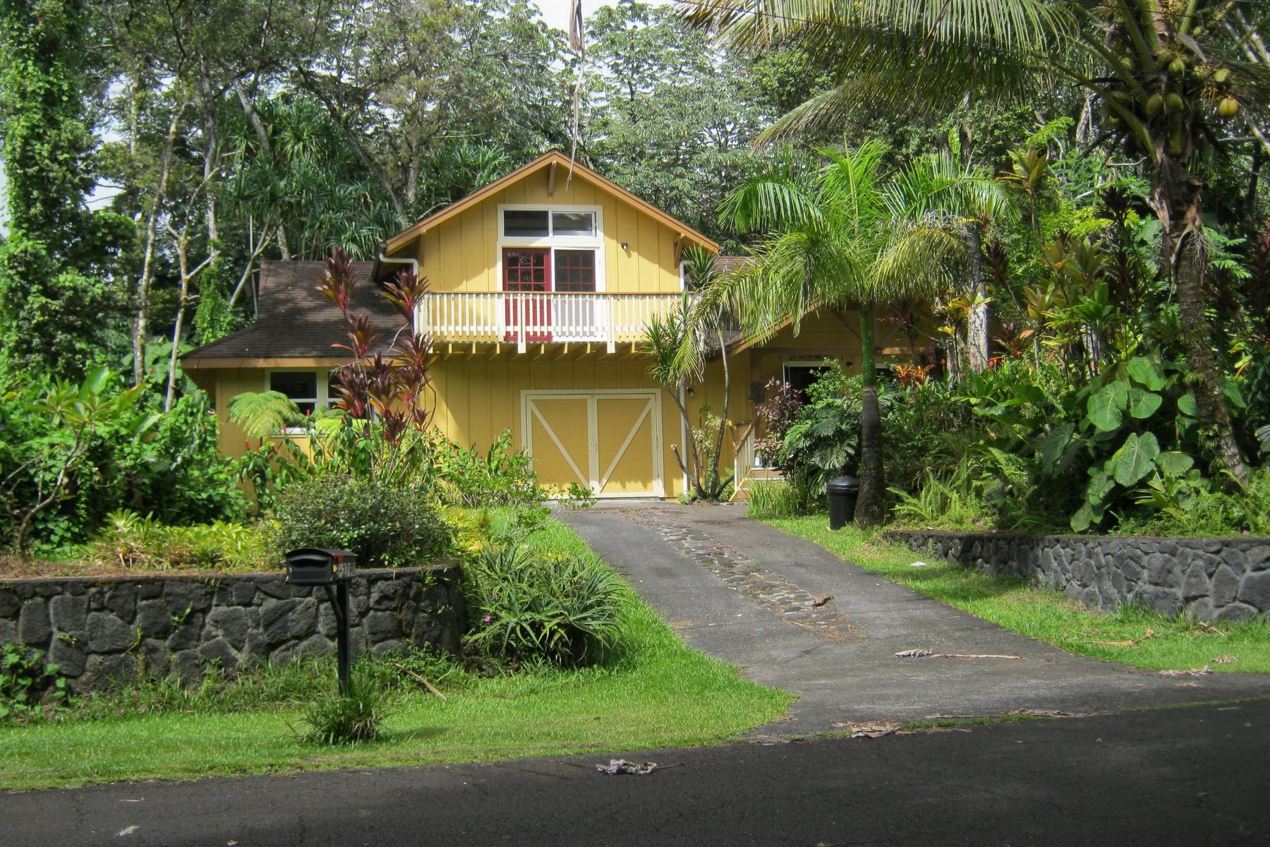 Einfamilienhaus für Verkauf beim Hawaiian Shores Rec Estates 15-2790 Papai St Pahoa, Hawaii 96778 Vereinigte Staaten