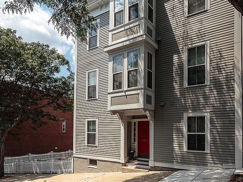 Condominium for Sale at Charming Charlestown Condo 36 Auburn Street Unit 1 Boston, Massachusetts 02129 United States