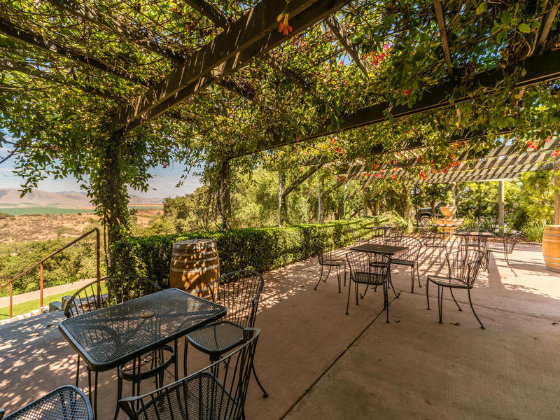 Granjas / Hacienda / Platanción por un Venta en Cottonwood Canyon Vineyard & Winery Santa Maria, California, 93454 Estados Unidos