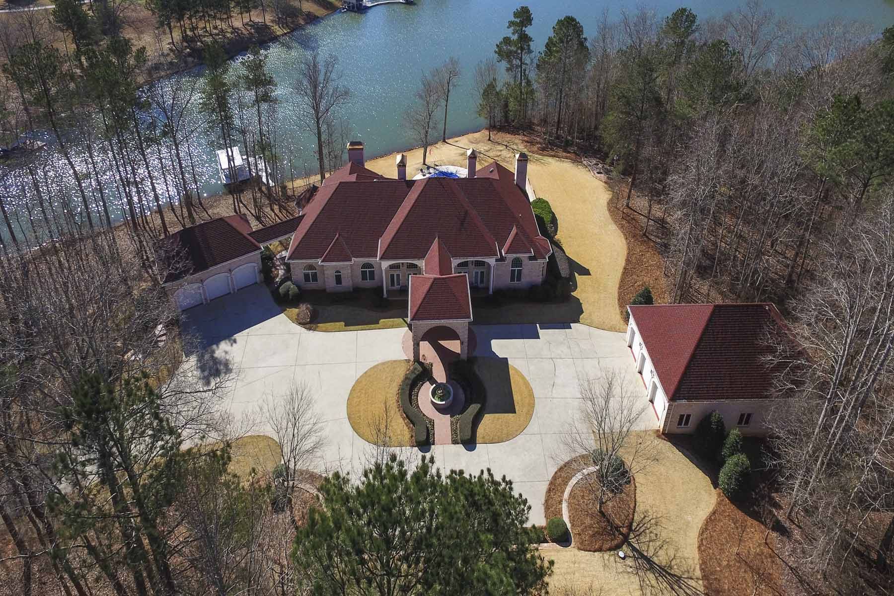 sales property at Absolutely Stunning Lakefront Estate