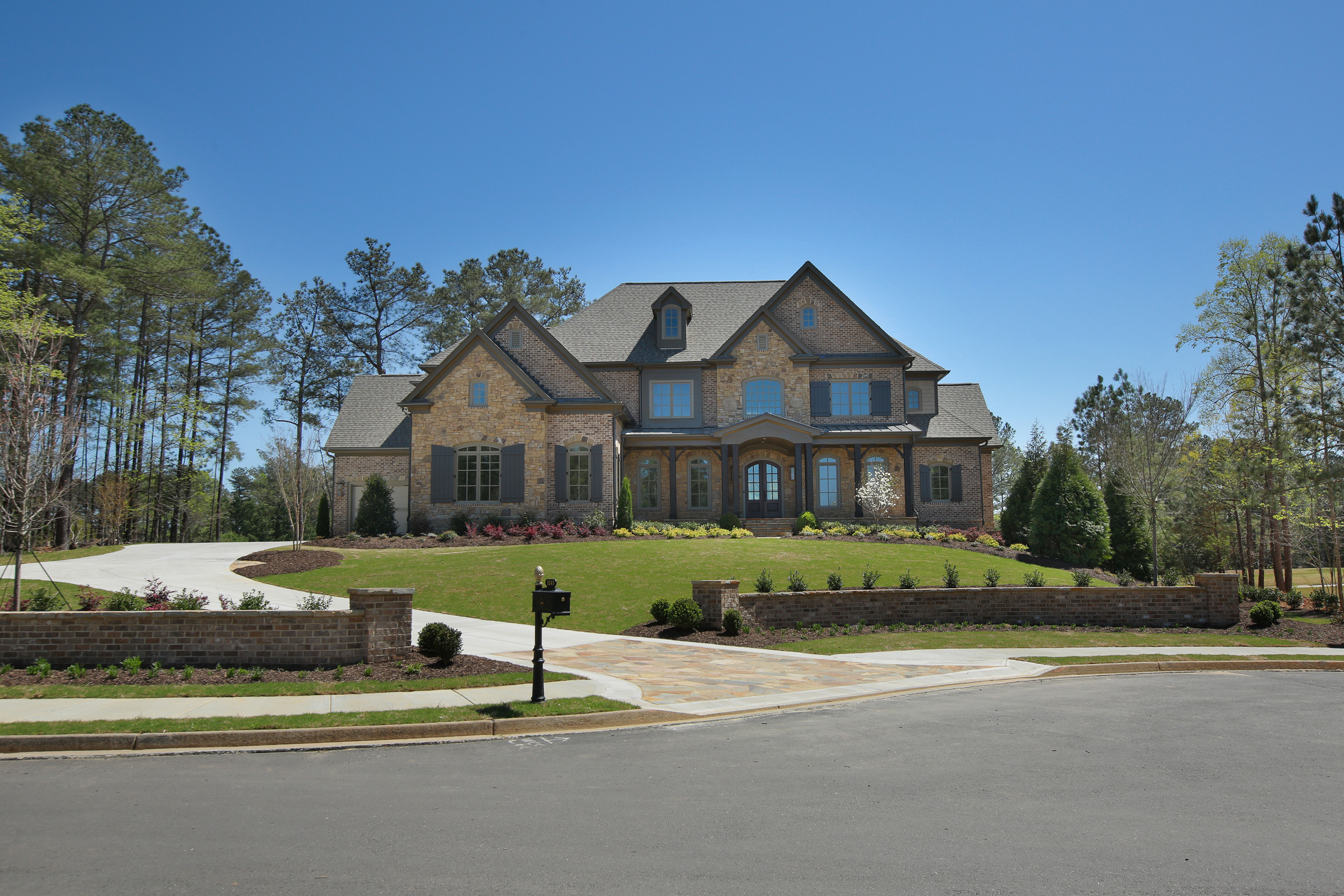 sales property at New Construction Overlooking 13th Fairway