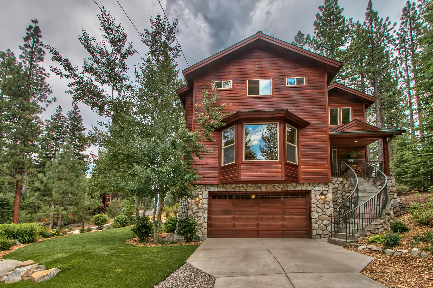 Single Family Home for Active at 3128 Jacarillo Trail South Lake Tahoe, California 96150 United States