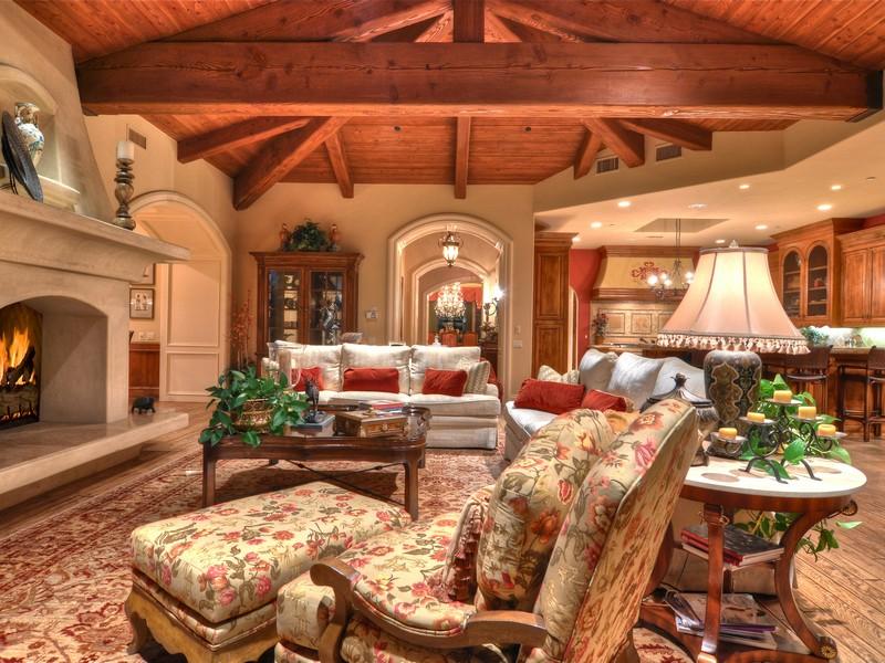 Casa Unifamiliar por un Venta en Rancho Santa Fe Covenant 5040 El Mirlo Rancho Santa Fe, California 92067 Estados Unidos